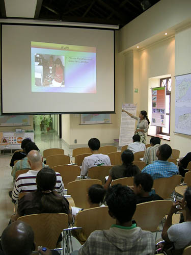 ALGIS presentation